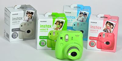 Sofortbild Kameras