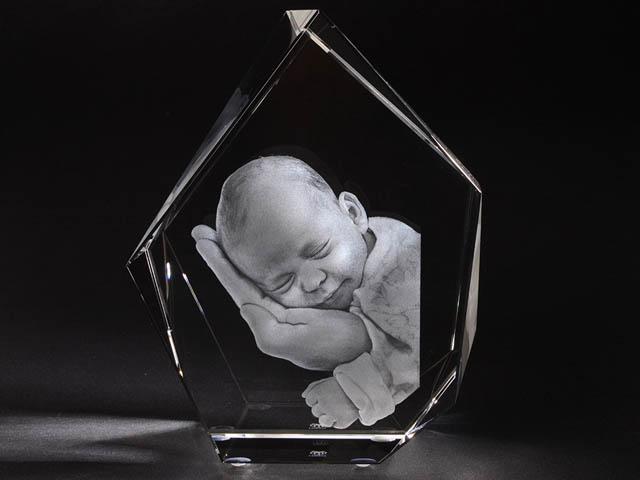 3dlaserfoto Eisberg Premium Eisberg Viamantglas Geschenkidee Fotokukuk Fotoladen Mainz Looxis