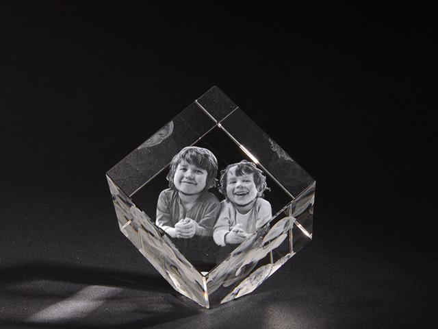 3dlaserfoto Precious Premium Eisberg Viamantglas Geschenkidee Fotokukuk Fotoladen Mainz Looxis