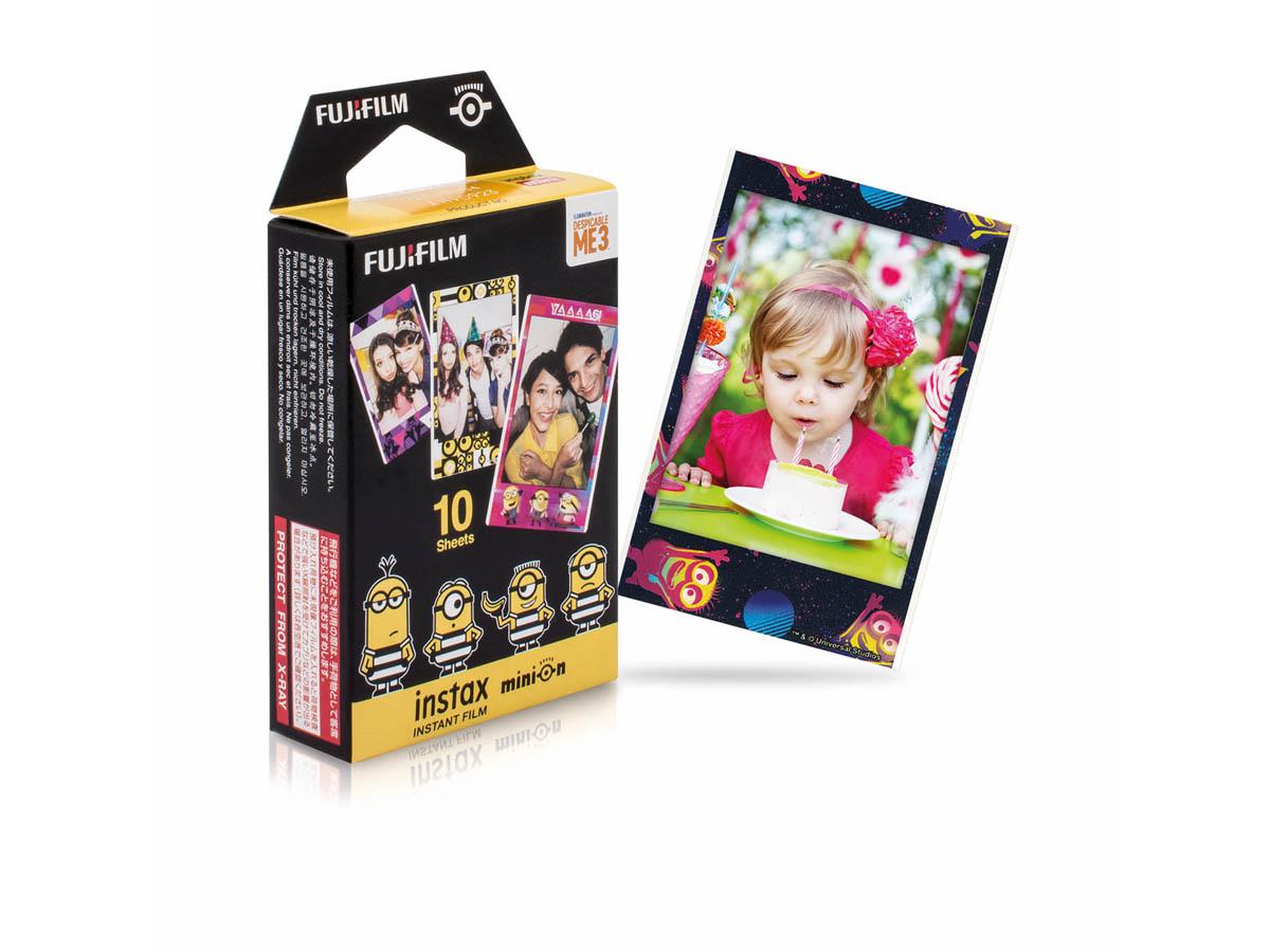 Filmverpackung Instax Mini Minion1 2026 Mit Sofortbild1