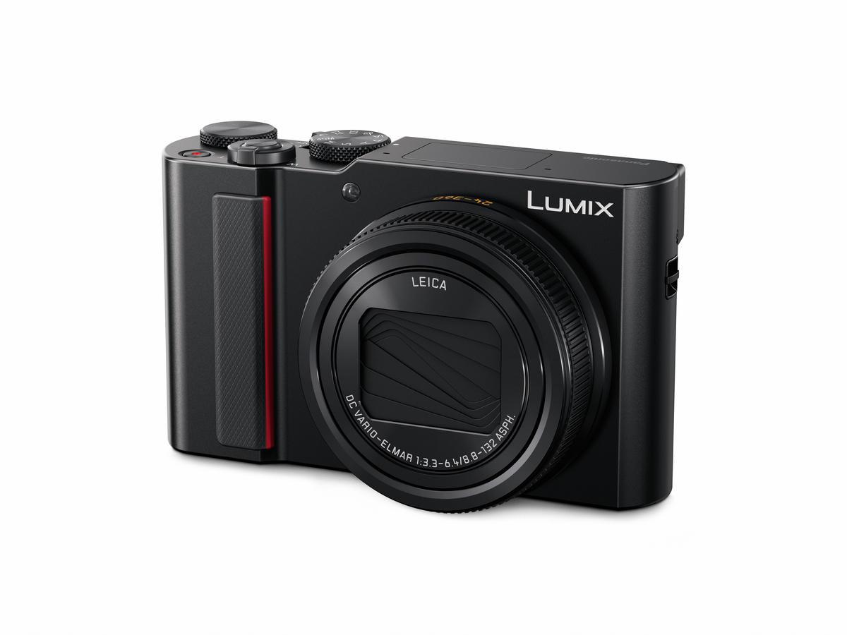 Panasonic Lumix Tz202 Schwarz Produktbild Side (1) 1518177320.9779